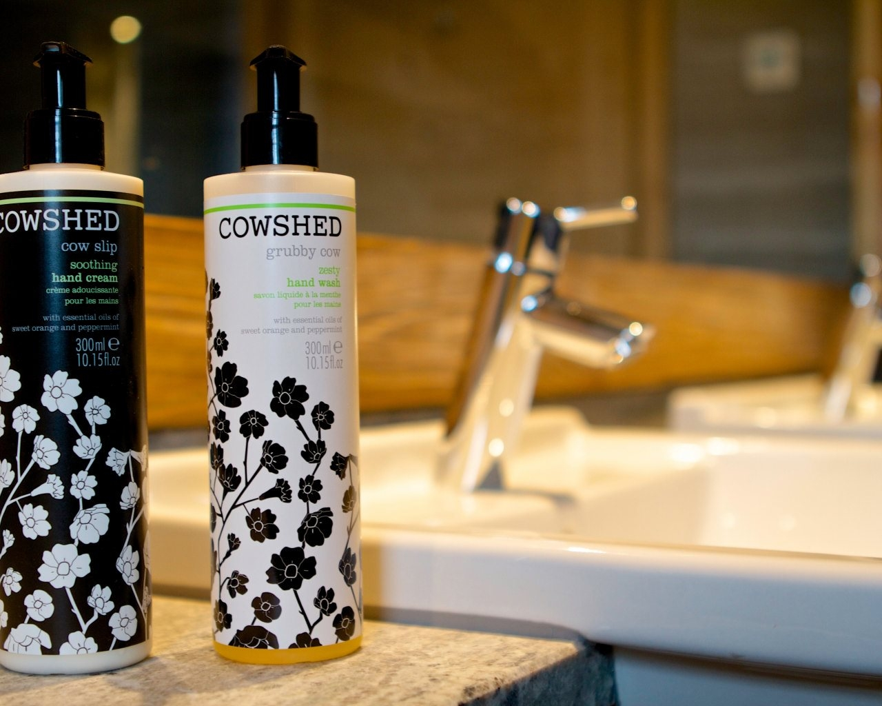 Cowshed goodies everywhere!